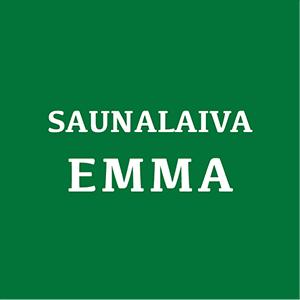 Saunalaiva Emma logo