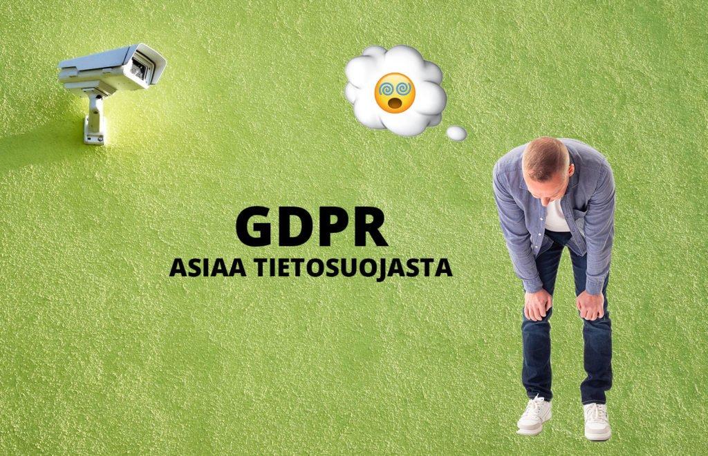GDPR kuvituskuva blogissa Digimys Oy