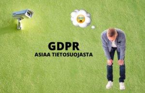 GDPR kuvituskuva blogissa
